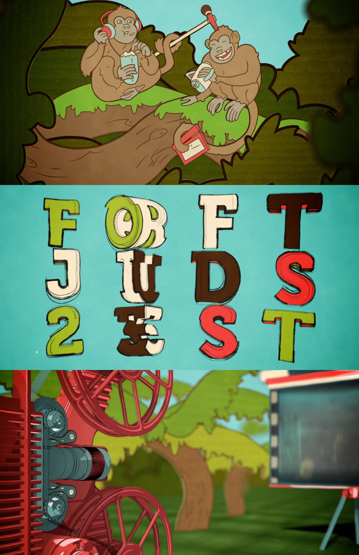 Loft Kids Fest 2016 - Animated Promo Trio