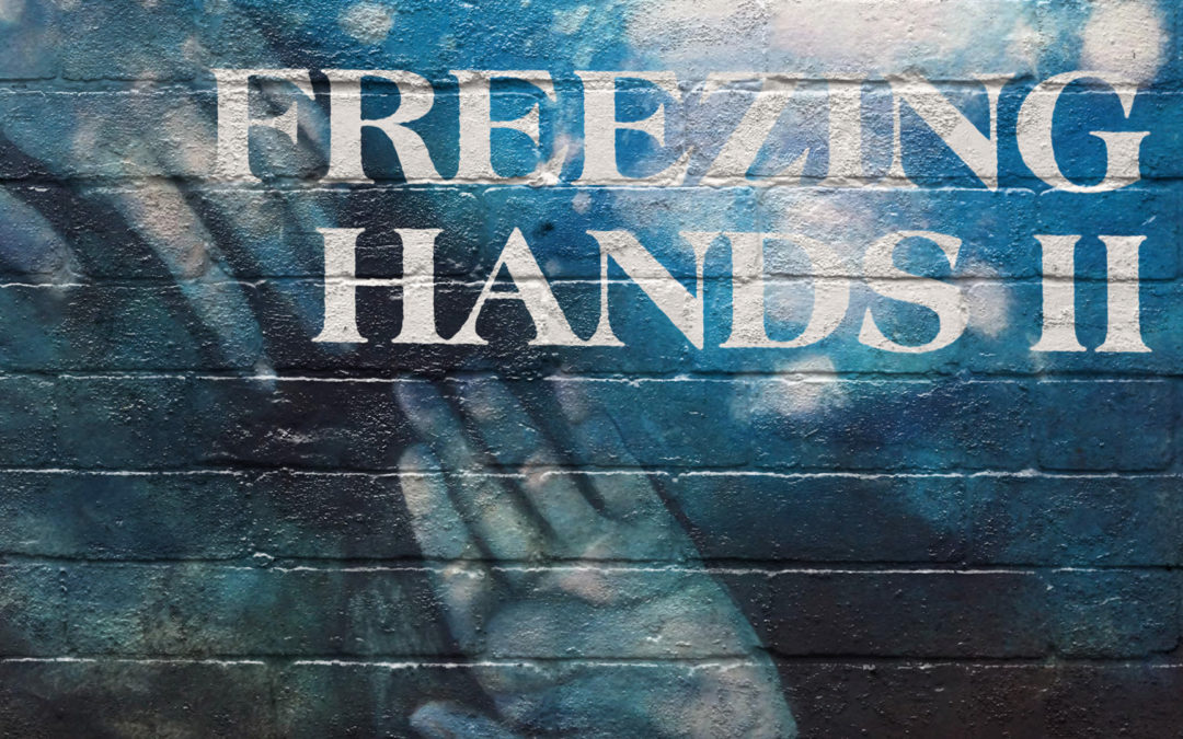 Freezing Hands – Freezing Hands II – Cassette – Graphic Design