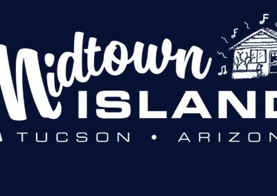 Midtown Island - Monocolor Logo