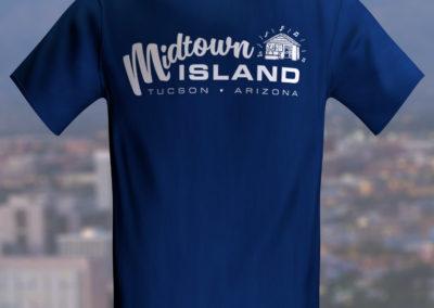 Midtown Island - Logo Shirt