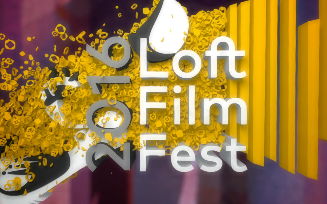 Loft Cinema – Loft Film Fest 2016 – 3D Animated Promo