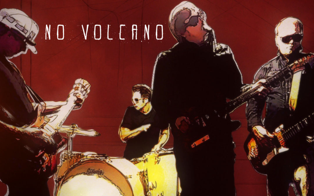 "No Volcano – ""Blackout"" – Animated Music Video"