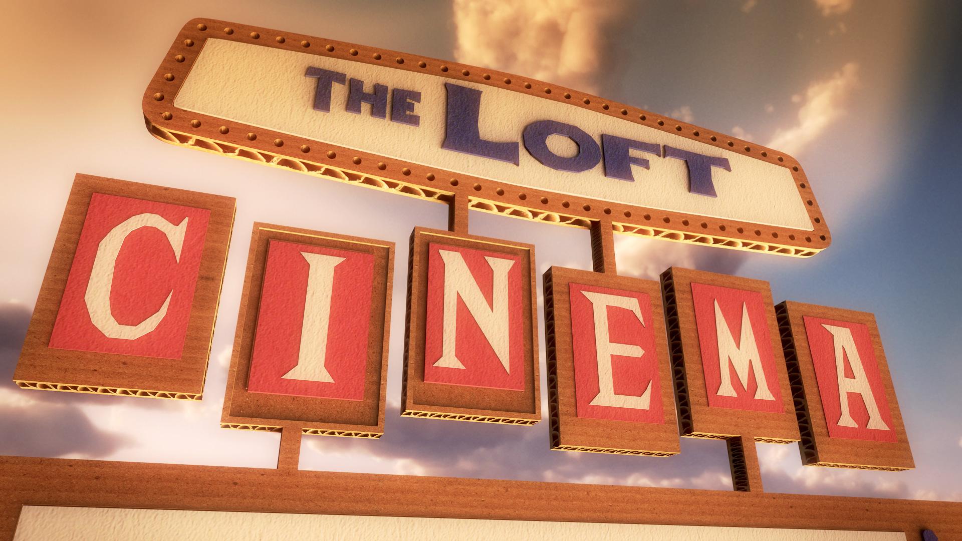 The Loft patio - Picture of The Loft Cinema, Tucson